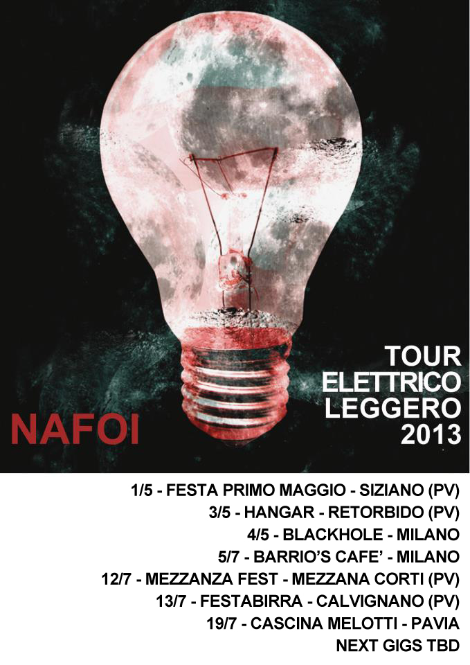 nafoi tour 2013